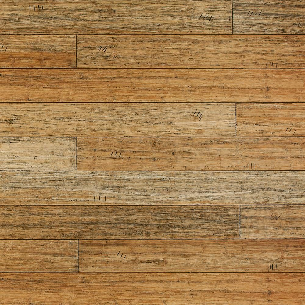 BuildDirect – Bamboo - Handscraped Strand Woven Collection – Antique Natural