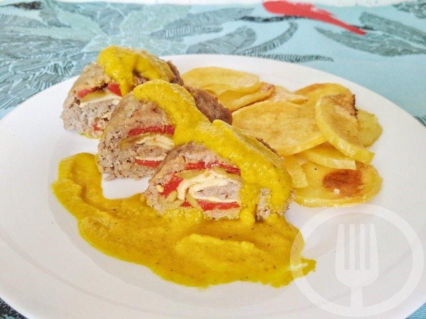Redondo de ternera relleno receta recetas en general - Redondo relleno de ternera al horno ...