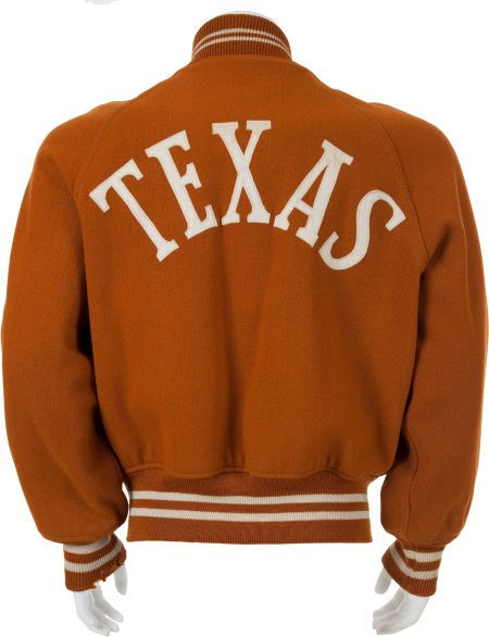Holy Grail For Any Longhorns Alum 1973 Darrell Royal Game Worn UT Coachs