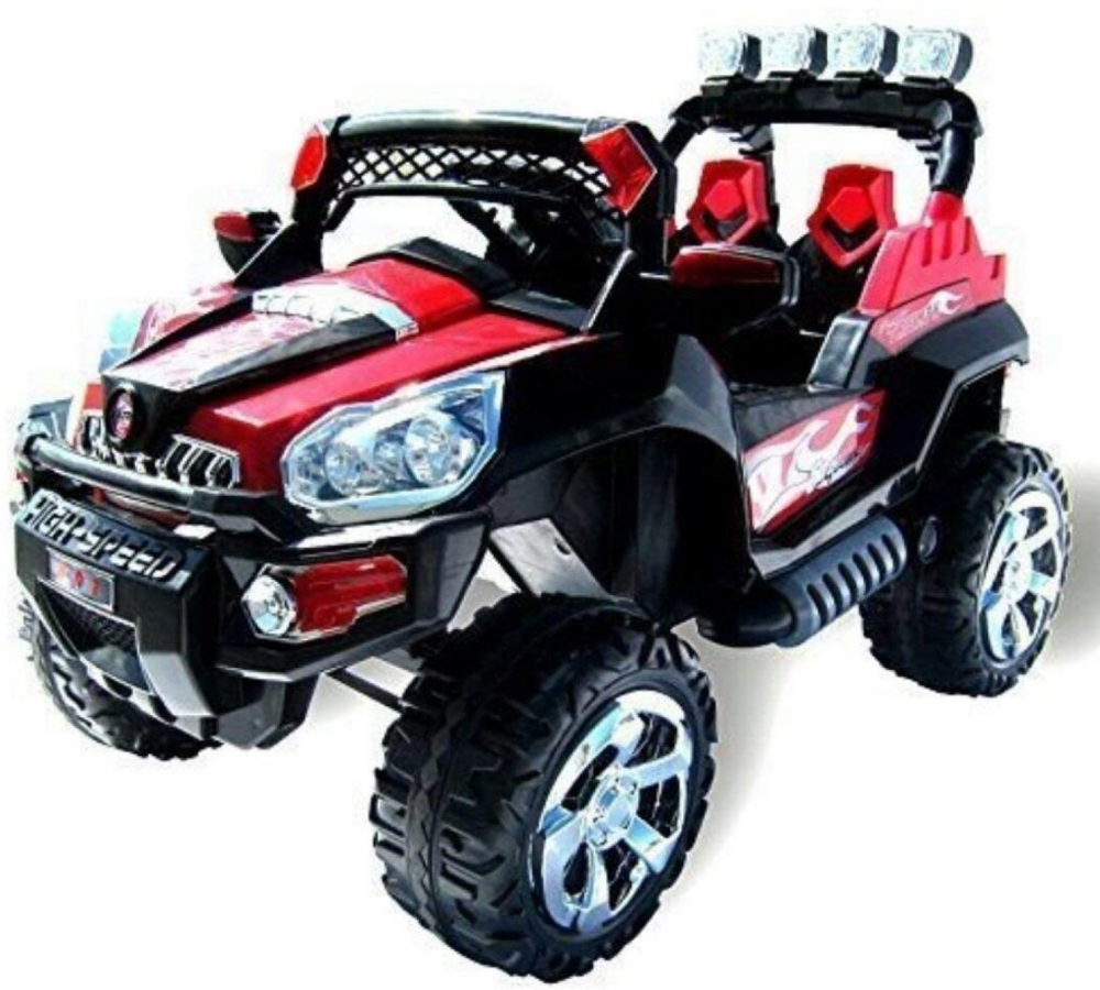 Motorized Cars for toddlers 2 Seater Fresh Starsky Car
