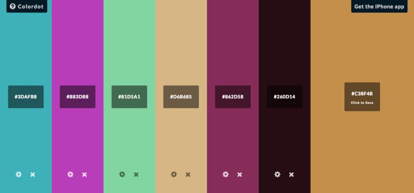 7 herramientas para los amantes del color  3