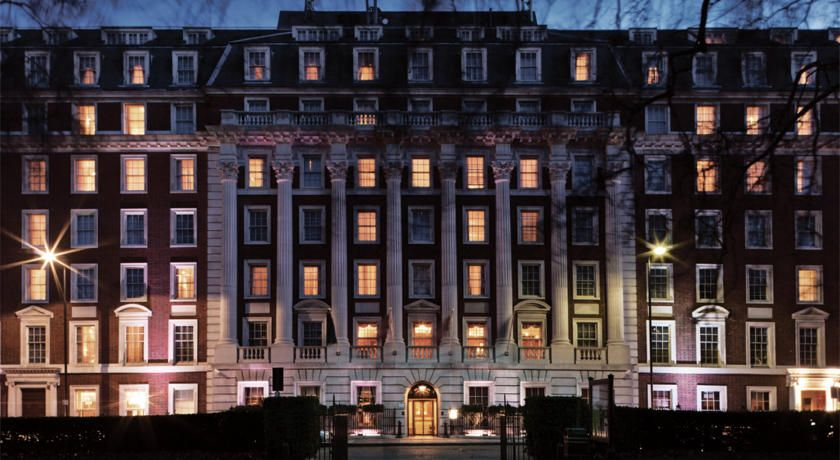 Mayfair Washington Hotel London Large In Central