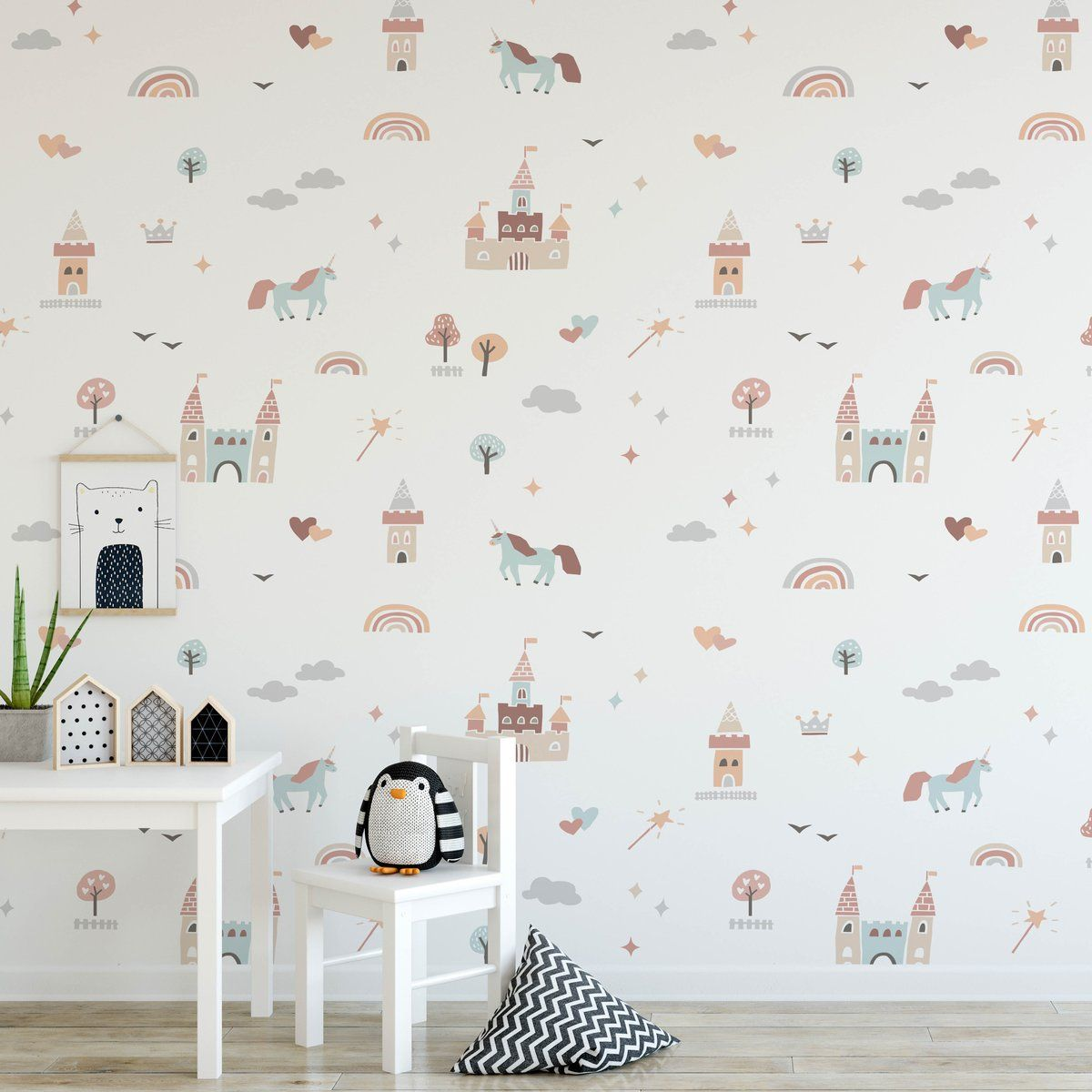 Removable And Damage Free Wallpaper Is The Answer To Your Household Desires Our Wallpaper Is A F Playroom Wallpaper Kids Bedroom Wallpaper Kids Room Wallpaper