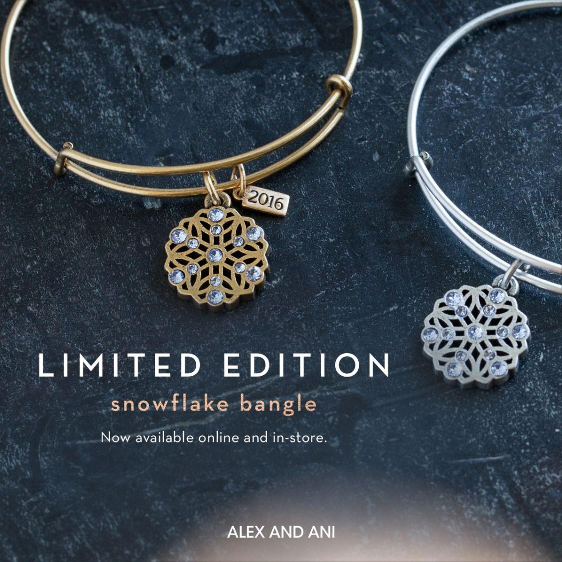 limited edition pandora bracelet 2016