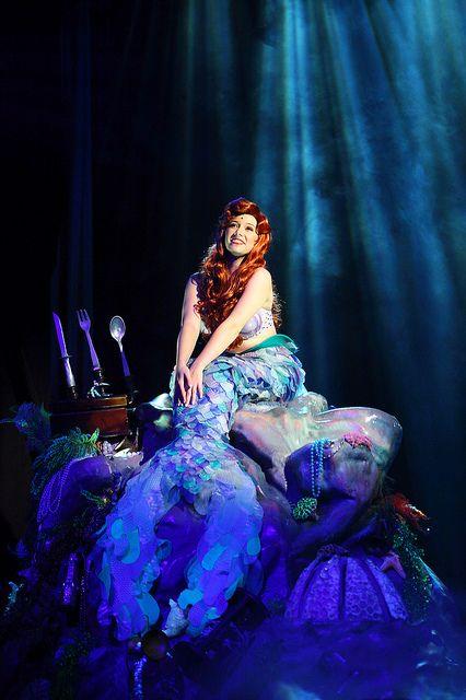 Ariel ~ Voyage of the Little Mermaid ~ Disney World