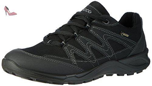 Terracruise, Chaussures Multisport Outdoor Femme, Noir (Black/Black), 41 EUEcco