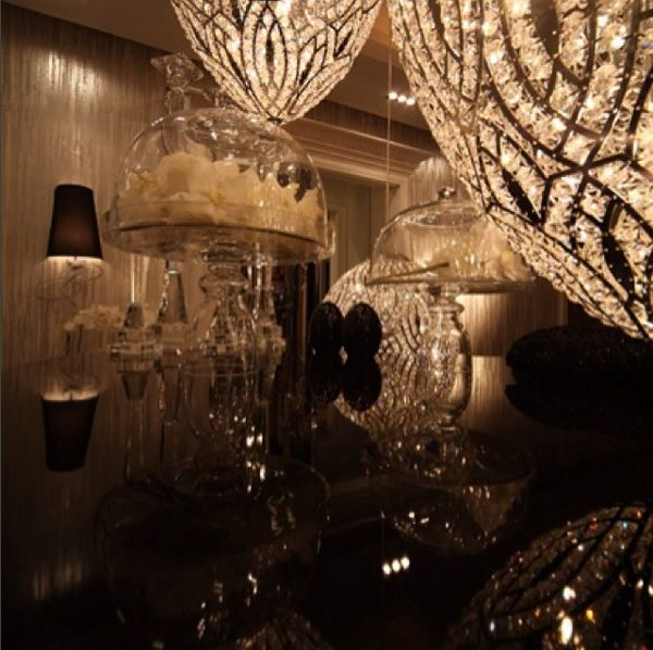 Arabesque Egg Lighting And Homedecor At Maya Interiors