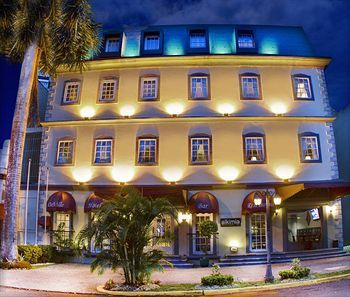 De Ville Boutique Hotel in Panama City.  We use this hotel for many of our guests as they pass through Panama City.  We have had great service from them for our guests over the past 8 years.