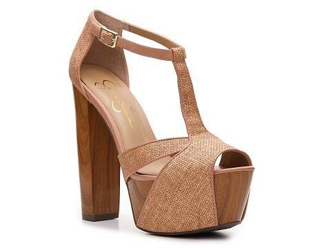 f43d1542ab Jessica Simpson Dolee Raffia Sandal Sandals Women s Shoes - DSW -  79.95
