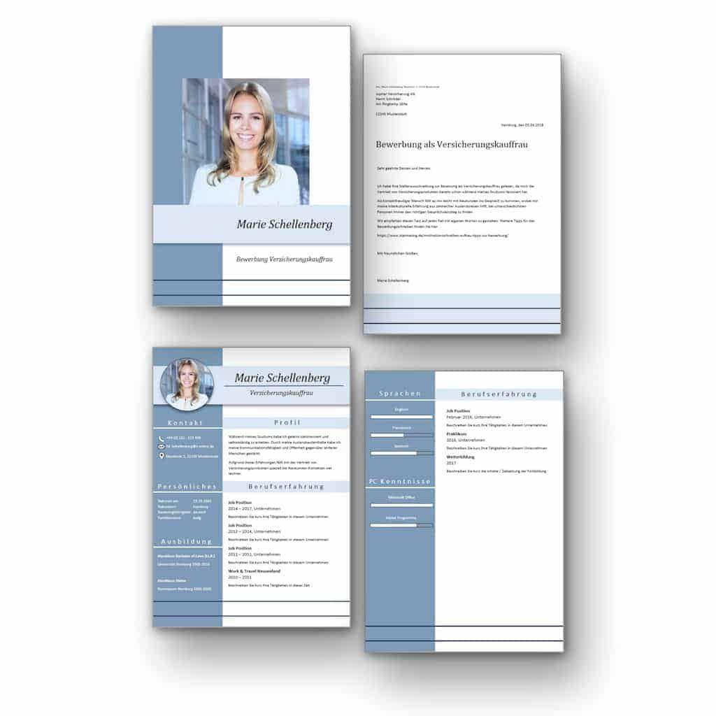 Komplett Set Cv Lebenslauf Download Die Bewerbungsvorlage Full Attention Vol 2 Uberzeugt Von Beginn An Da Lebenslauf Download Bewerbung Lebenslaufvorlage