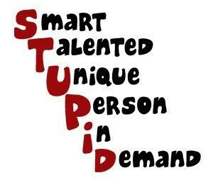 Sorry i am so stupid