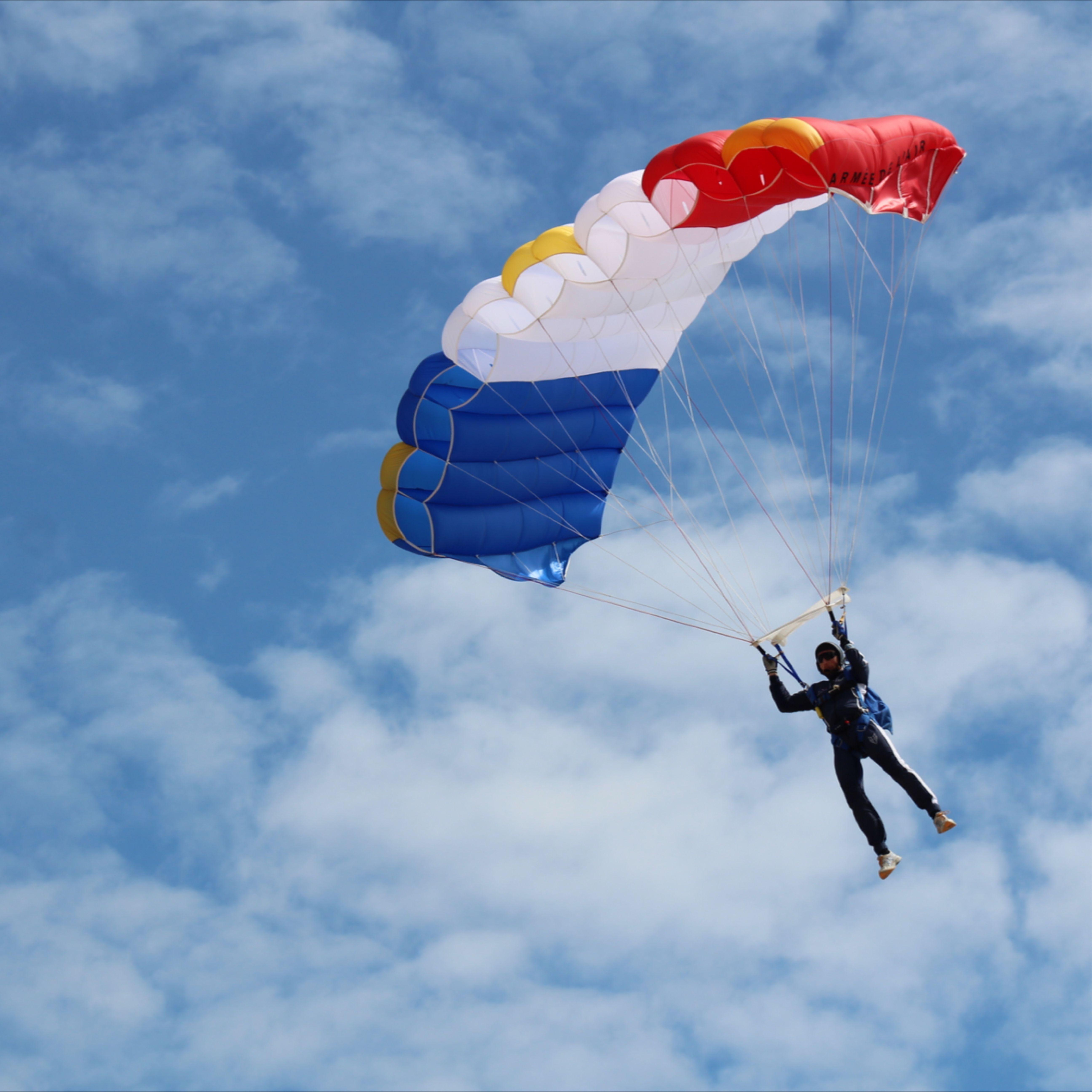 Equipe de parachutisme de l'Armée de l'Air Pornic en