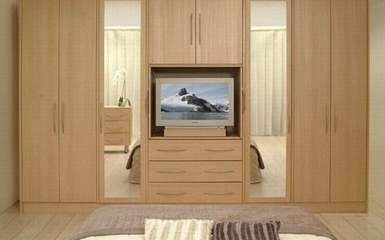 30 Almirah Wall Wardrobes to offer you more space!