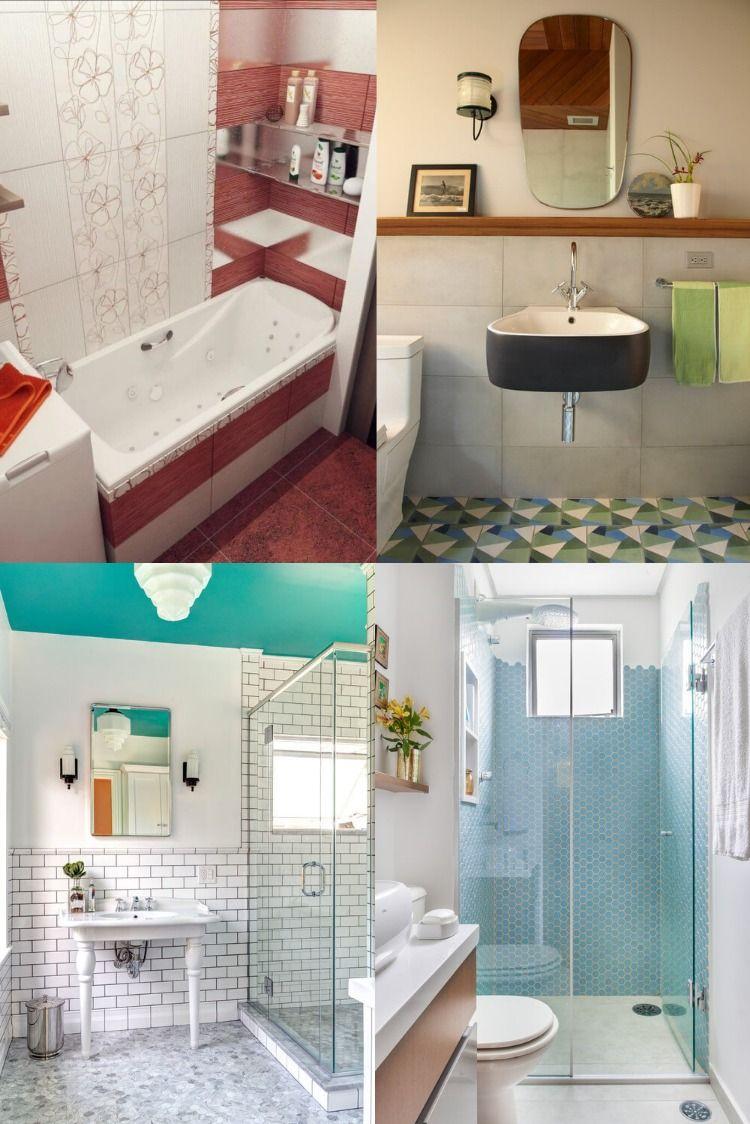 4 نصائح لاختيار نوع سيراميك حمامات صغيره مودرن Corner Bathtub Bathroom Bathtub