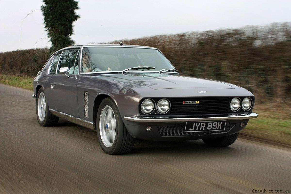 jenson interceptor - Google Search | Classic cars | Pinterest ...