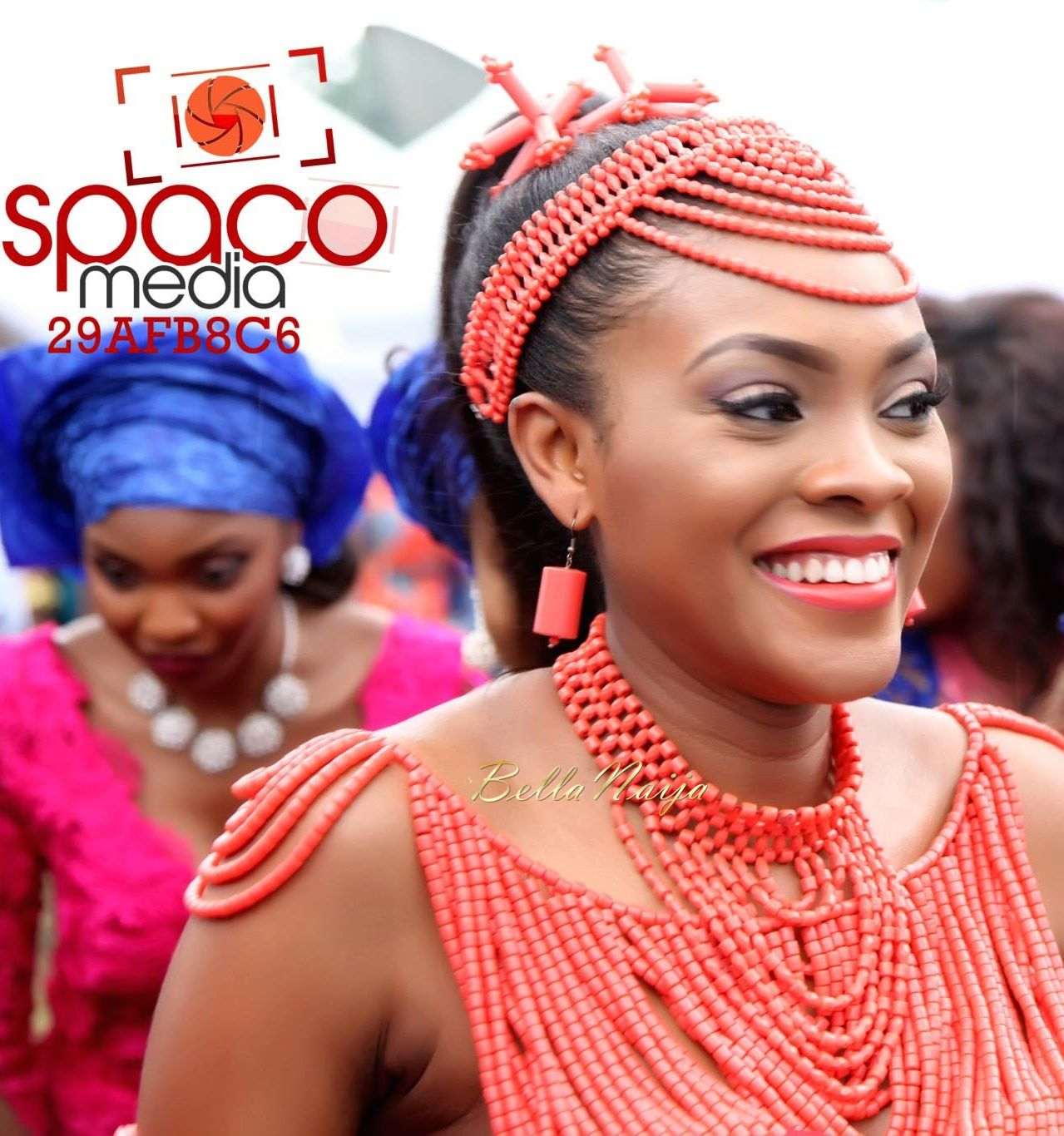 Jude okoye and ify traditional igbo wedding in anambra spacomedia