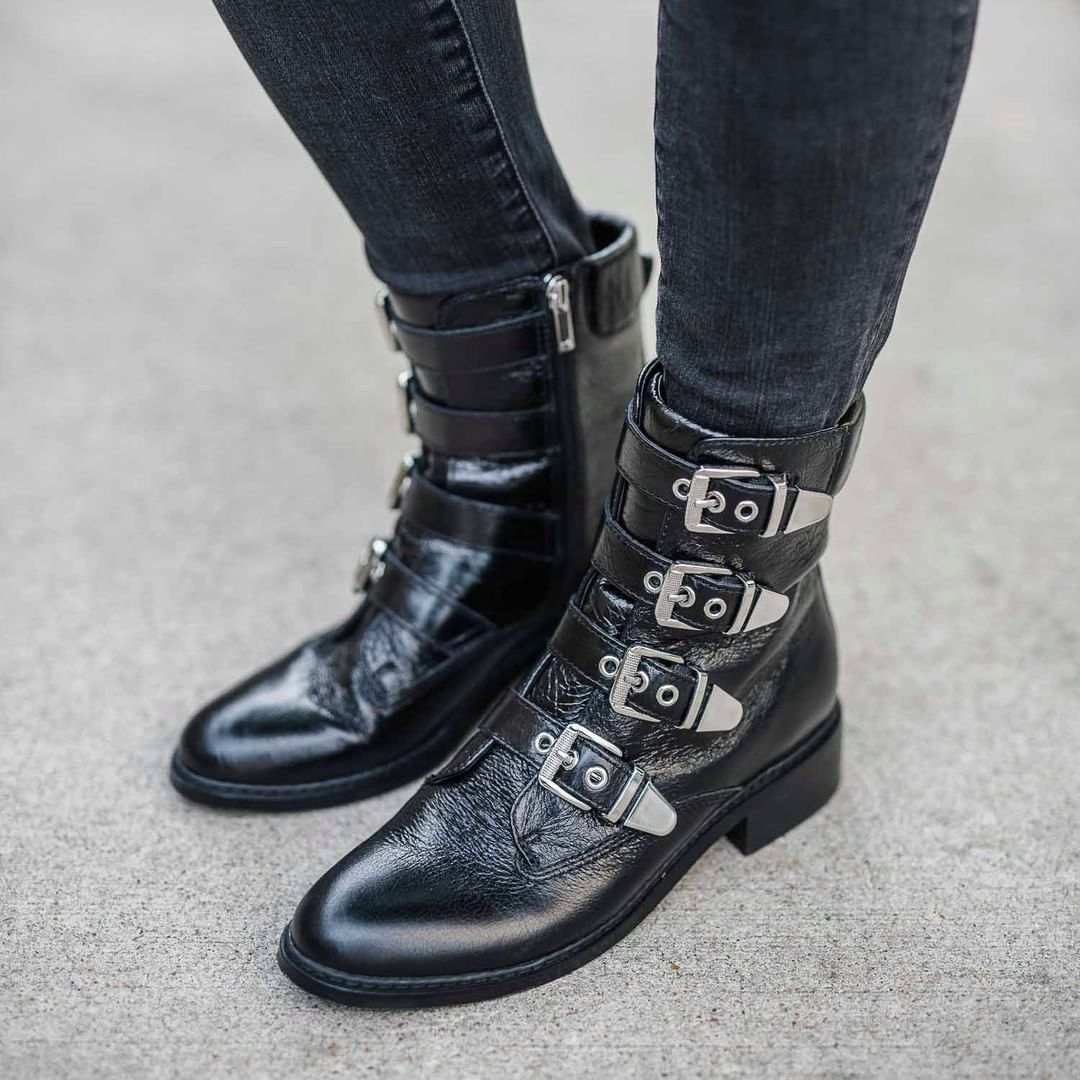 The combat boot to covet [Shoe
