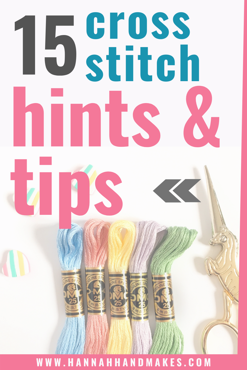 Photo of 15 Hints And Tips To Make You A Professional Cross Stitcher – Hannah Hand Makes