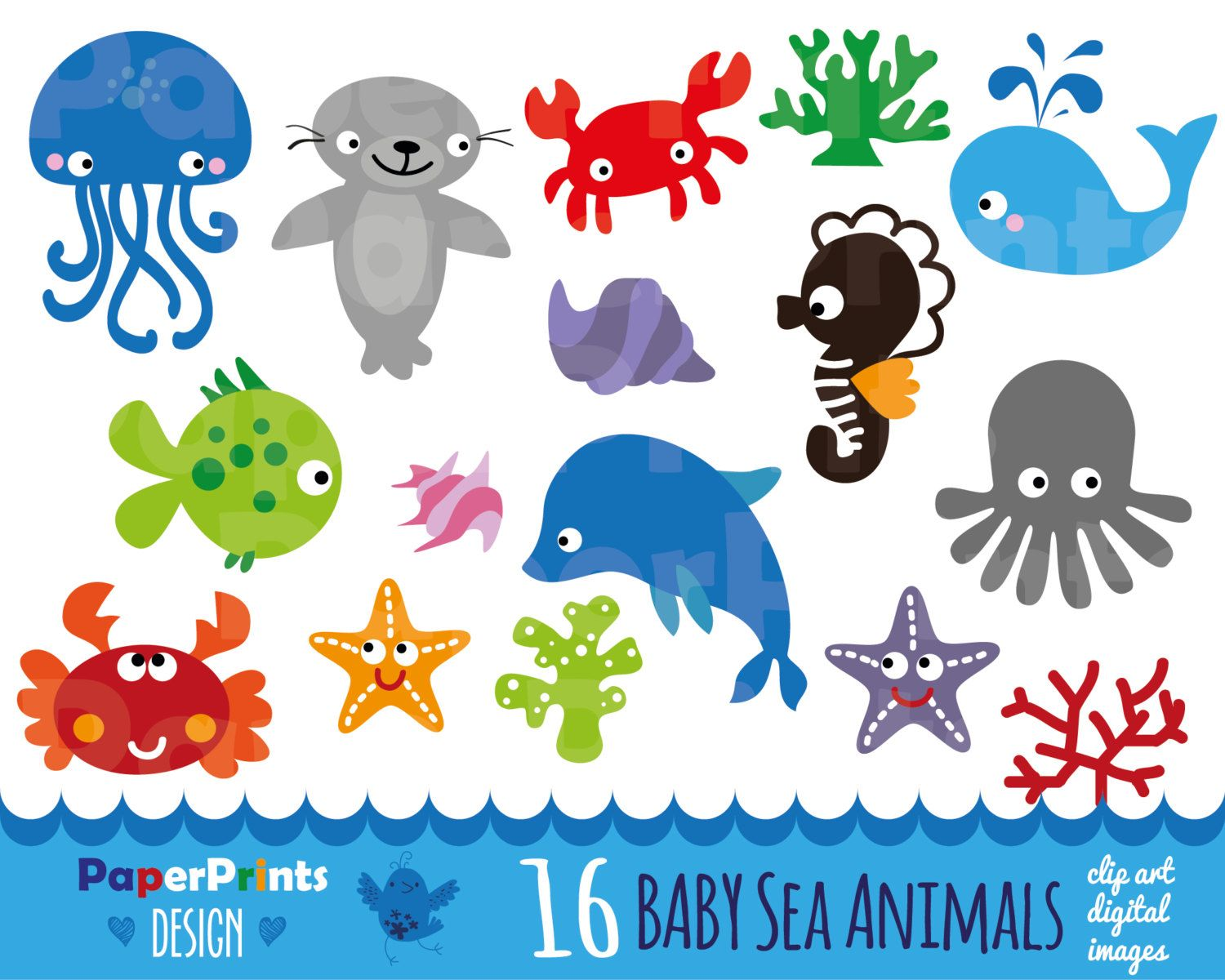 baby sea animal quilt patterns Request a custom order