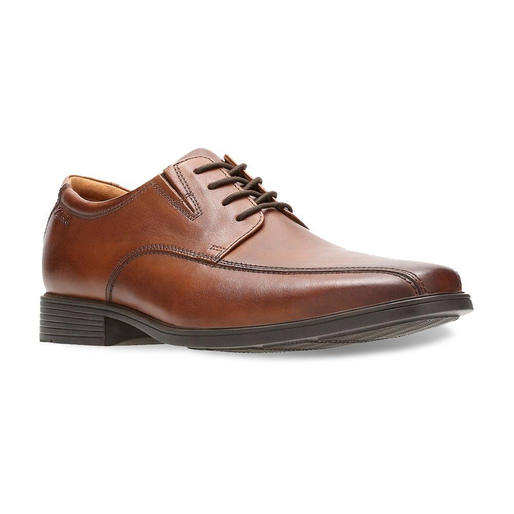35ce7504089 Clarks Tilden Walk Men's Dress Shoes, Size: Medium (8.5), Brown Over ...