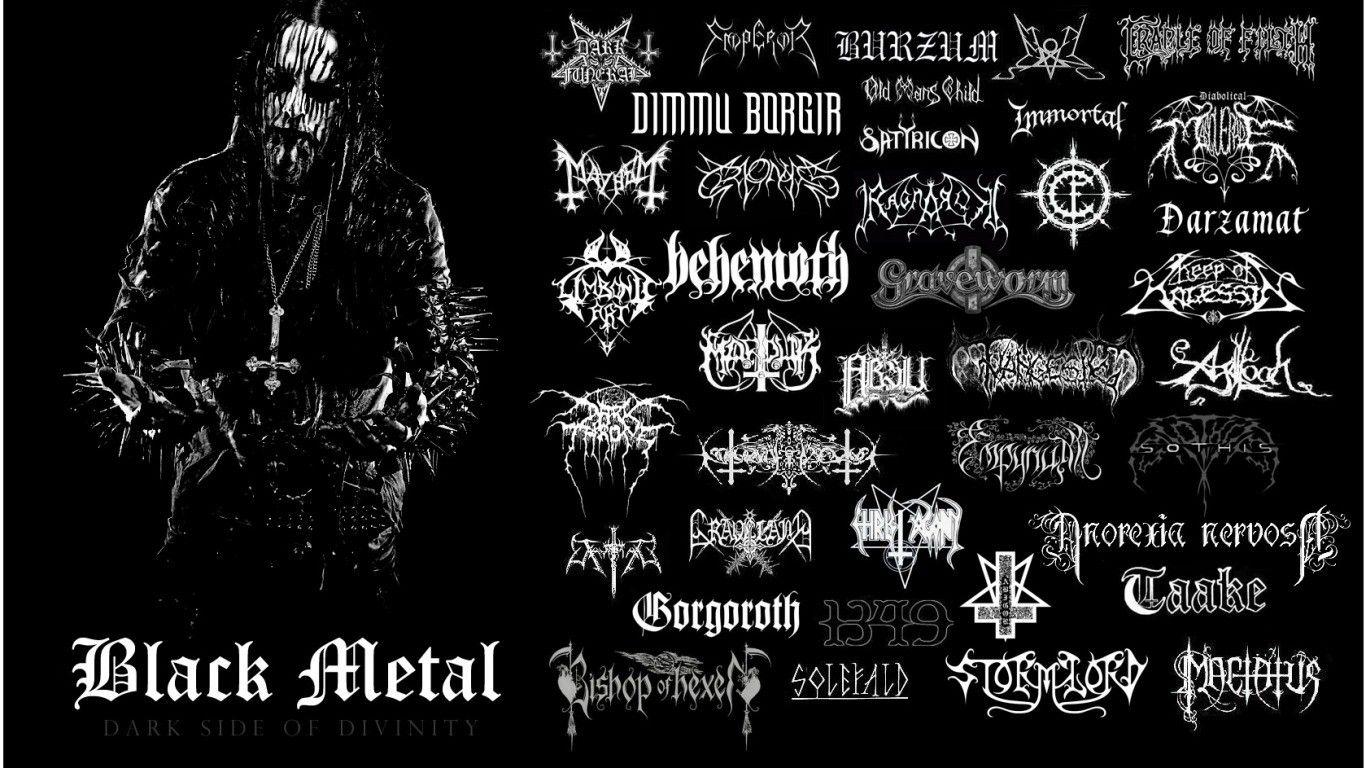 Bandas Del Black Metal Its Only Brutal Black Metal