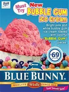 Bubble Gum Ice Cream Walmart : bubble, cream, walmart, Bubble, Cream, Images, Cream,