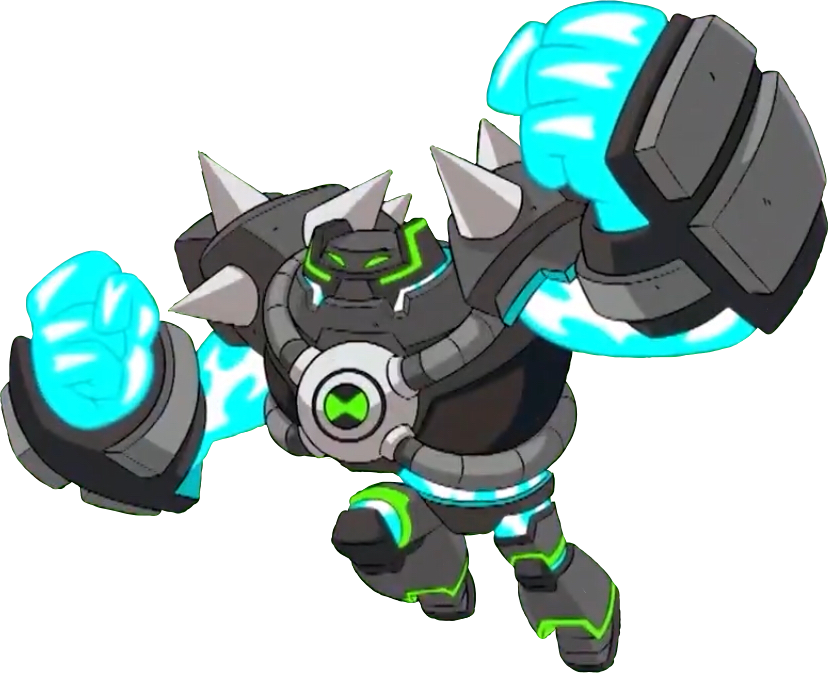 Omni Kix Shock Rock Ben 10 Wiki Fandom Ben 10 Personagens Ben 10 Super Heroi