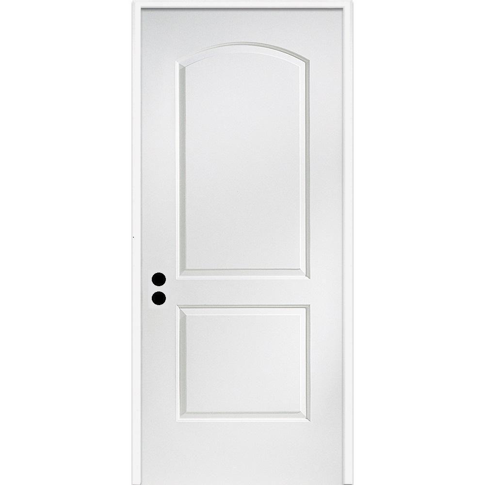 Mmi Door 32 In X 80 In Caiman Right Hand Primed Composite