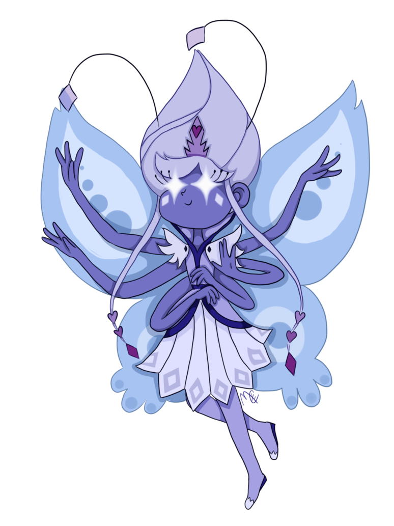 Svtfoe Form Butterfly Star