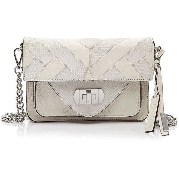 Linea Pelle Layla Convertible Clutch (€240) ❤ liked on Polyvore featuring bags, handbags, clutches, winter white, leather clutches, convertible clutch, leather cross body handbags, genuine leather crossbody handbags and leather purse