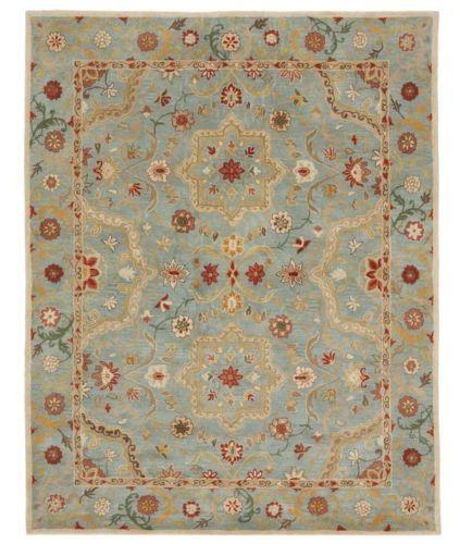 Brand New 8x10 10x8 Persian Leslie Style Handmade Woolen