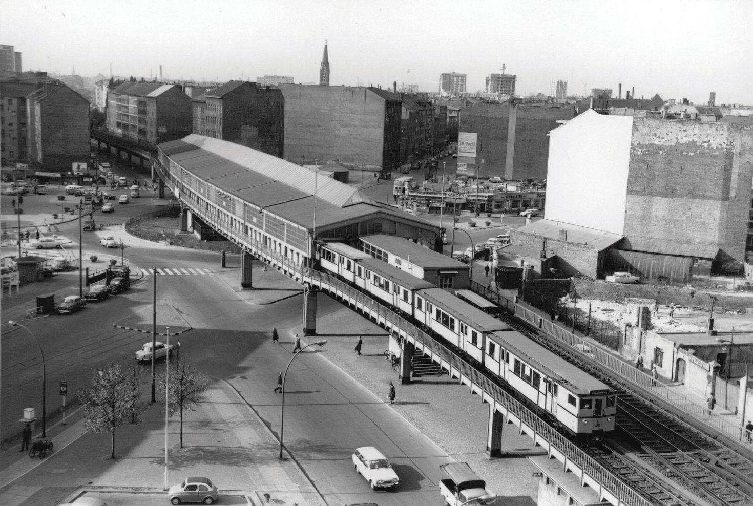 Historische Bilder Von Berliner U Bahnhofen Historische Bilder Orte Zum Besuchen Historisch