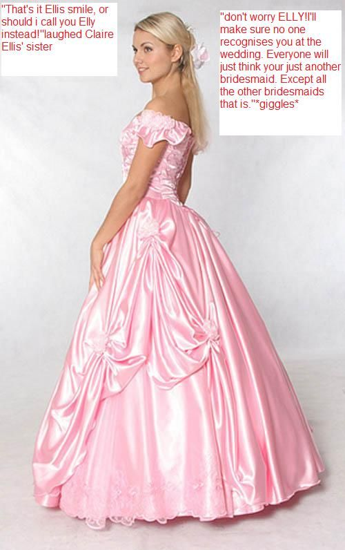 Some of us wear the dress. Others can only dream (happily ...
