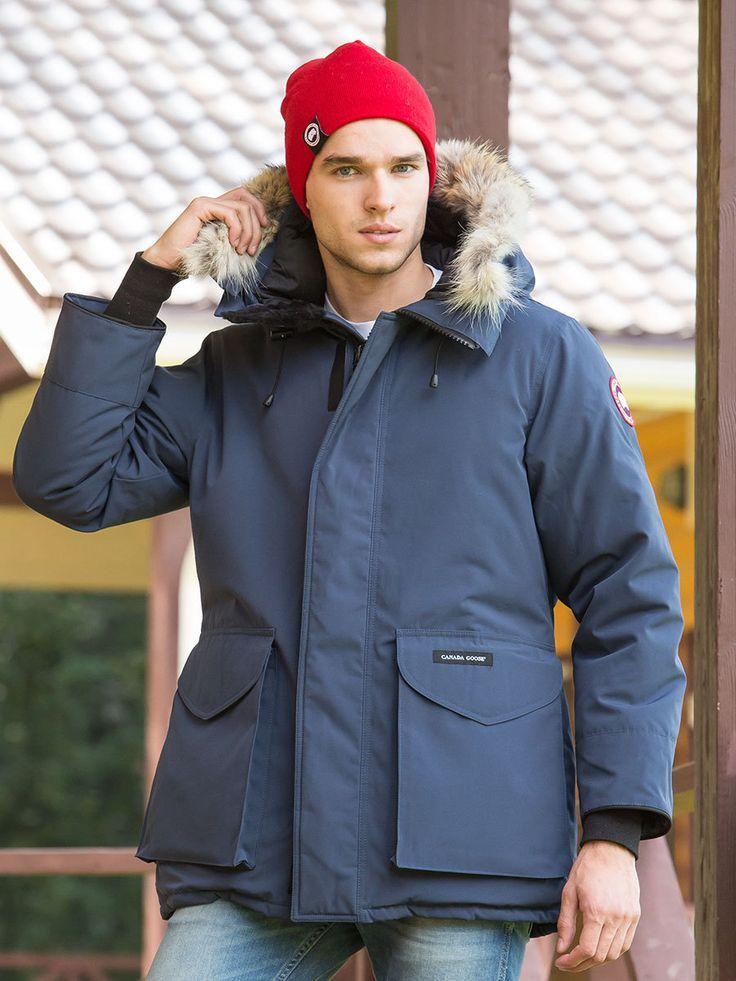 Canada Goose ONTARIO PARKA | fashion trends | New york