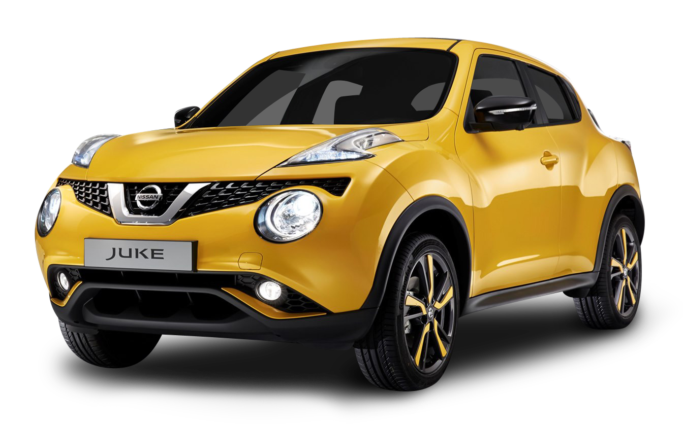 Nissan Juke Yellow Car Png Image Nissan Juke Nissan Yellow Car