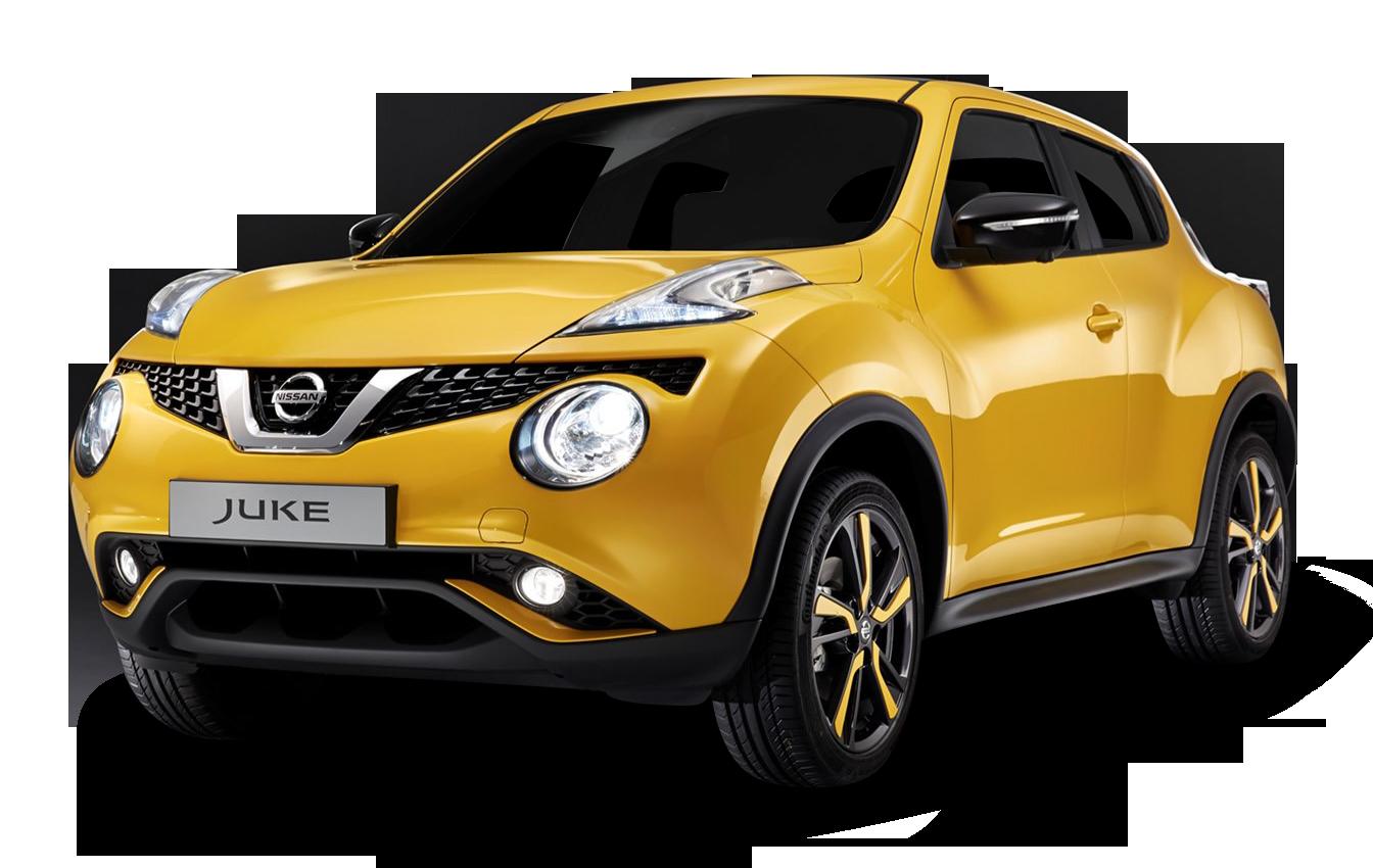 Nissan Juke Yellow Car PNG Image Nissan juke, Yellow car