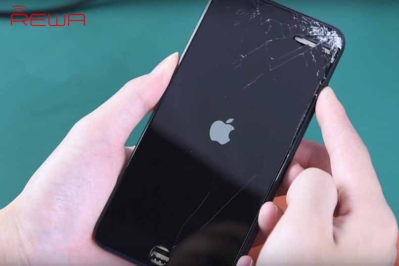 Iphone 7 Plus Broken Screen Refurbishing Iphone Iphone 7 Plus Iphone 7