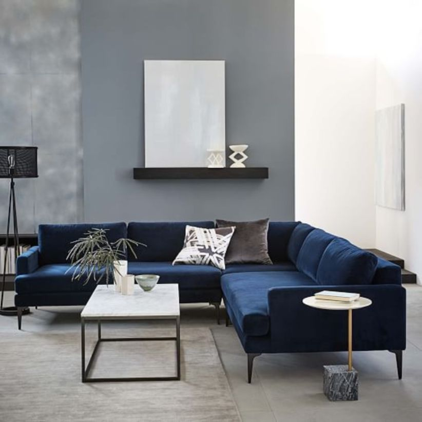Canyon Sectional Living Room Set In 2019: 42 Popular Wall Paint Design Ideas In 2019