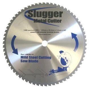 Slugger Mcbl14 Ms 6 35 02 014 60 0 101 50 Circular Saw Blades Saw Blade Metal Working Tools