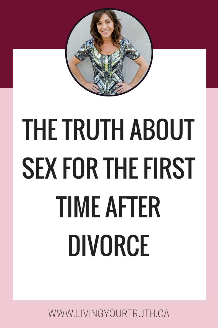 Moving on after a divorce can be weird enough, let alone the first