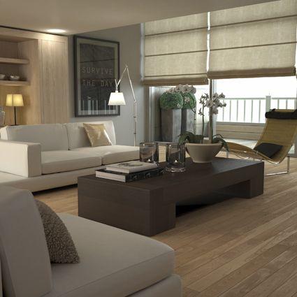 aardetinten woonkamer | woonkamer | Pinterest | Living rooms, Modern ...