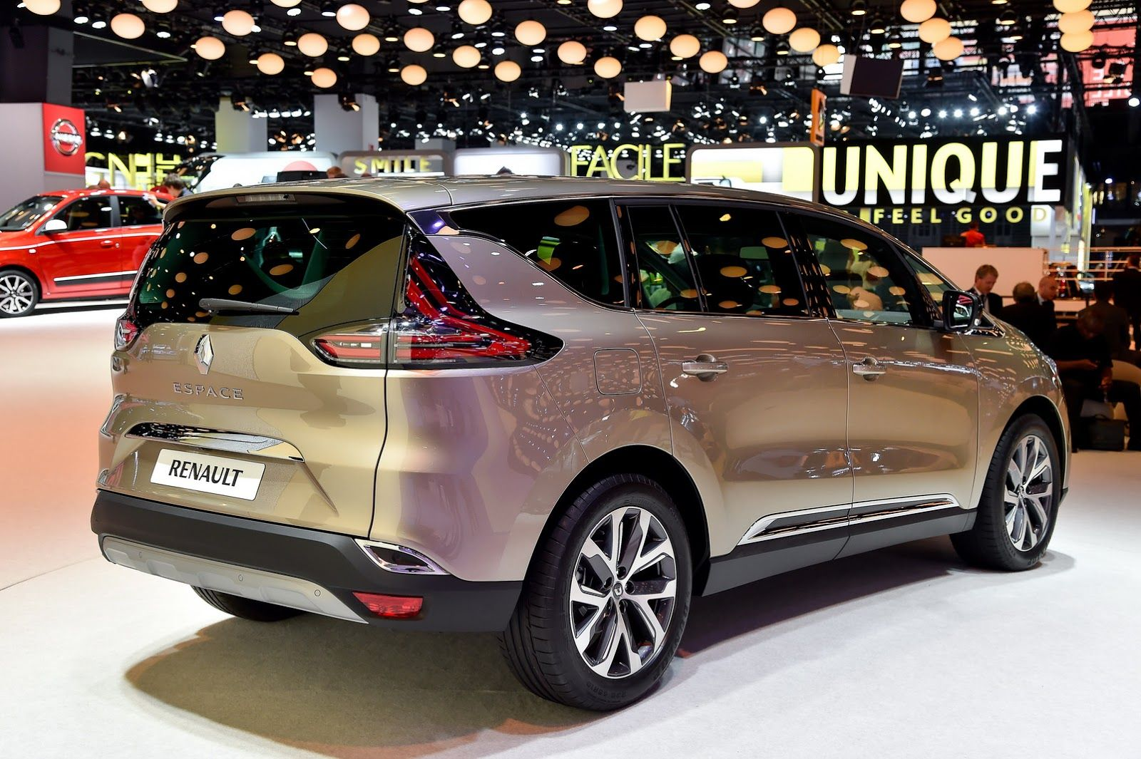 All New Espace Could Arrive In The Uk After All Renault Boss Says Renault Espace Renault Espace