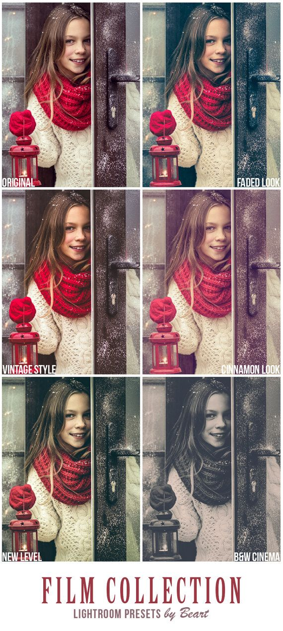 Film Lightroom Presets Collection by Beart Presets