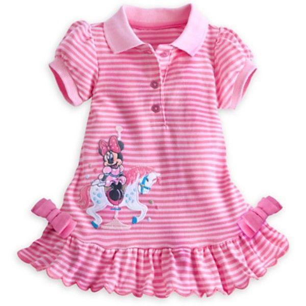 Disney\'s Minnie Mouse Pique Knit Dress Set - Size 18/24 months -NWT ...