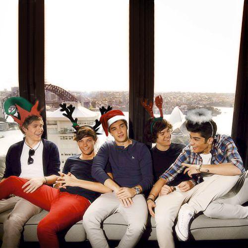 I want a 1D Christmas CD!