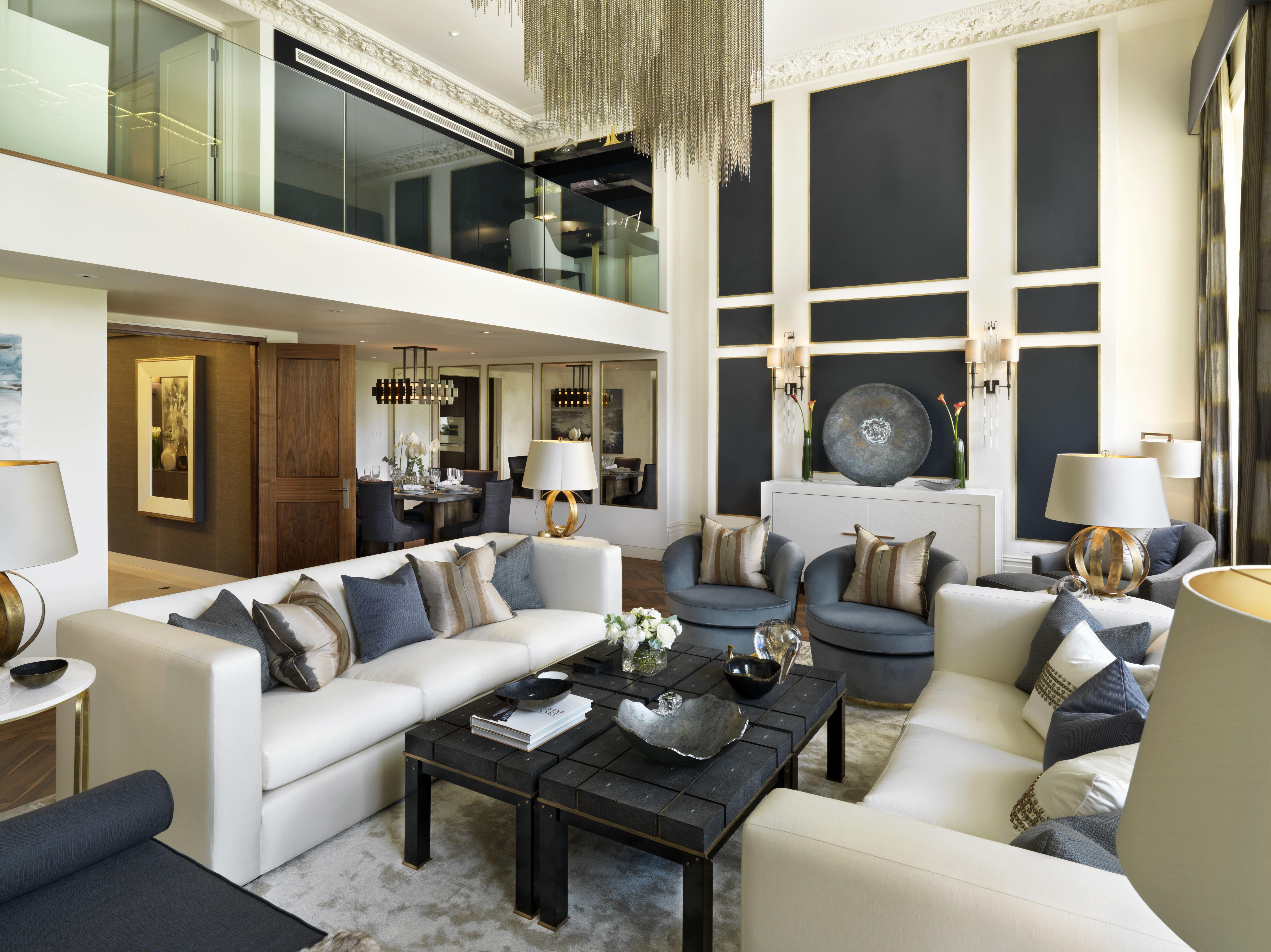 Interior Design Firms Interior Designers In London| Katharine Pooley |  Luxury