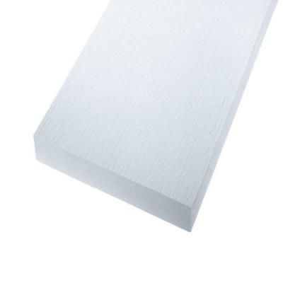 Azek Trim 3 4 In X 5 1 2 In X 12 Ft Frontier Trim Pvc Board Af10006144 The Home Depot Azek Trim Pvc Board The Home Depot
