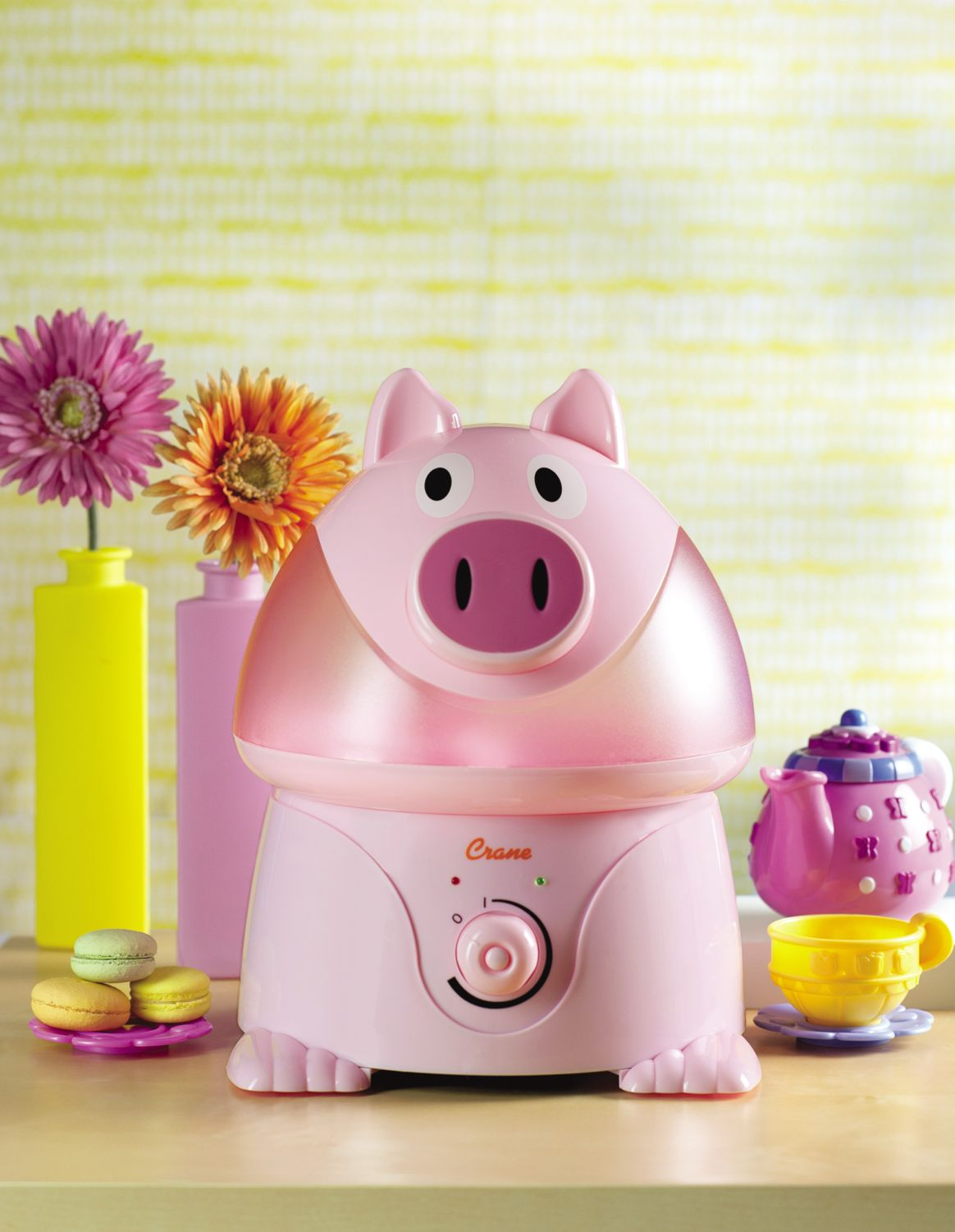 Penelope the Pig Adorable Cool Mist Humidifier 39.99