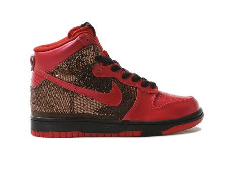 the latest a8687 60a62 want some soo incredibly bad!! Nike Dunk High Skinny Sequin Pack For Women