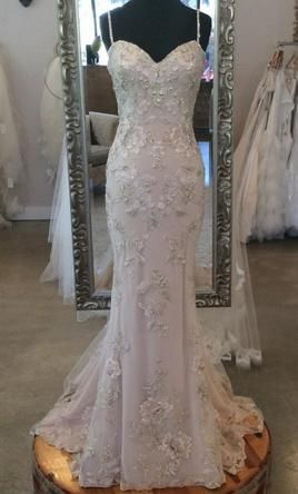 Enzoani July This Dress For A Fraction Of The Salon Price On Preownedweddingdresses
